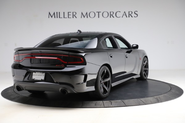 Used 2018 Dodge Charger SRT Hellcat for sale $59,900 at Maserati of Greenwich in Greenwich CT 06830 7