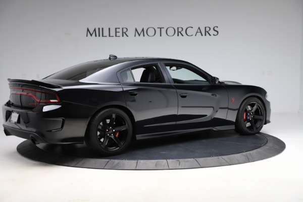 Used 2018 Dodge Charger SRT Hellcat for sale $59,900 at Maserati of Greenwich in Greenwich CT 06830 8
