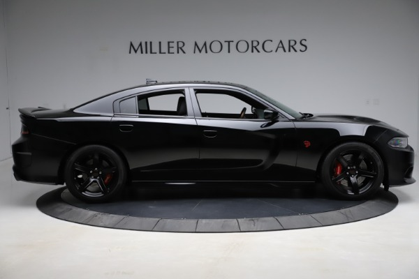 Used 2018 Dodge Charger SRT Hellcat for sale $59,900 at Maserati of Greenwich in Greenwich CT 06830 9