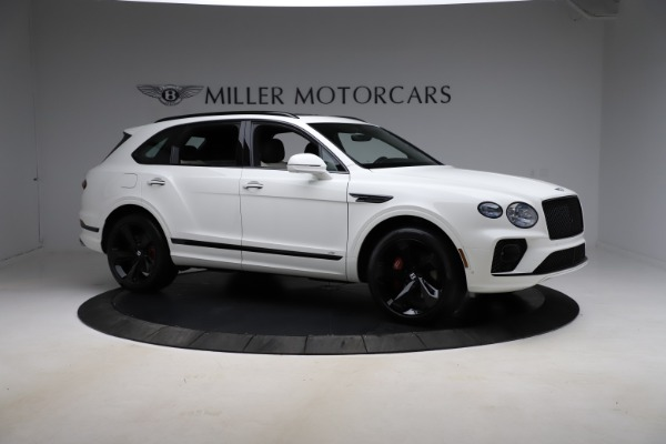 New 2021 Bentley Bentayga V8 for sale Call for price at Maserati of Greenwich in Greenwich CT 06830 10