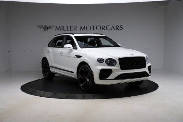 New 2021 Bentley Bentayga V8 for sale Call for price at Maserati of Greenwich in Greenwich CT 06830 11