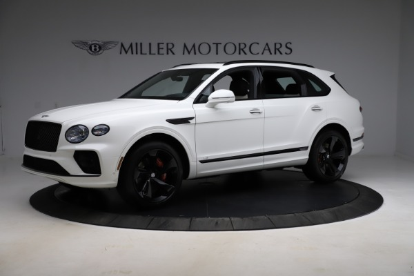 New 2021 Bentley Bentayga V8 for sale Call for price at Maserati of Greenwich in Greenwich CT 06830 2