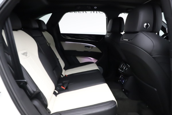 New 2021 Bentley Bentayga V8 for sale Call for price at Maserati of Greenwich in Greenwich CT 06830 24