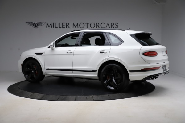 New 2021 Bentley Bentayga V8 for sale Call for price at Maserati of Greenwich in Greenwich CT 06830 4