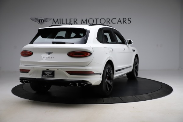 New 2021 Bentley Bentayga V8 for sale Call for price at Maserati of Greenwich in Greenwich CT 06830 7
