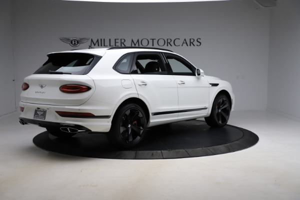 New 2021 Bentley Bentayga V8 for sale Call for price at Maserati of Greenwich in Greenwich CT 06830 8