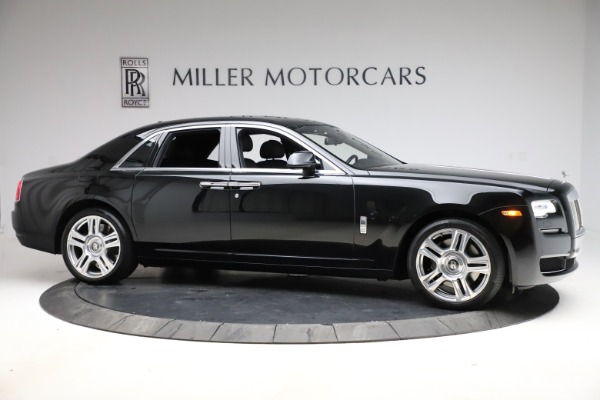 Used 2016 Rolls-Royce Ghost for sale $165,900 at Maserati of Greenwich in Greenwich CT 06830 11