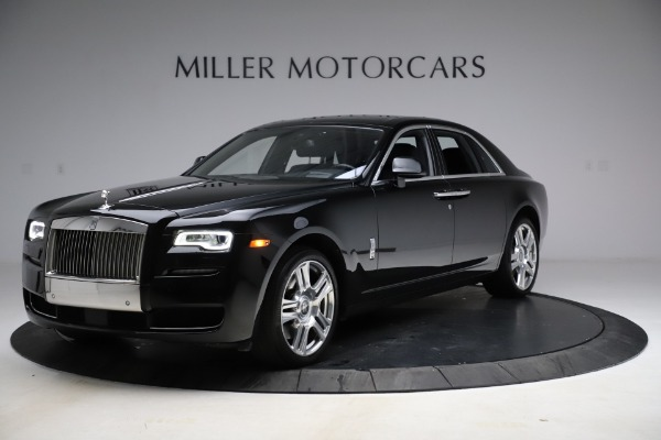 Used 2016 Rolls-Royce Ghost for sale $165,900 at Maserati of Greenwich in Greenwich CT 06830 2
