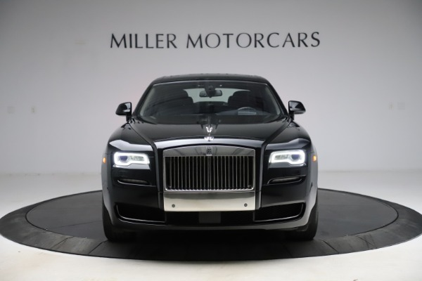 Used 2016 Rolls-Royce Ghost for sale $165,900 at Maserati of Greenwich in Greenwich CT 06830 3