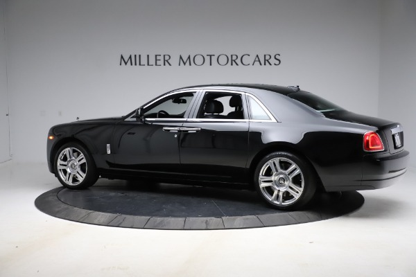 Used 2016 Rolls-Royce Ghost for sale $165,900 at Maserati of Greenwich in Greenwich CT 06830 5