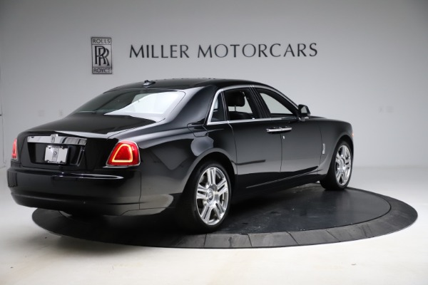 Used 2016 Rolls-Royce Ghost for sale $165,900 at Maserati of Greenwich in Greenwich CT 06830 9