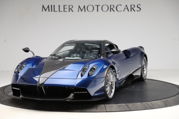 Used 2017 Pagani Huayra Roadster for sale Call for price at Maserati of Greenwich in Greenwich CT 06830 13