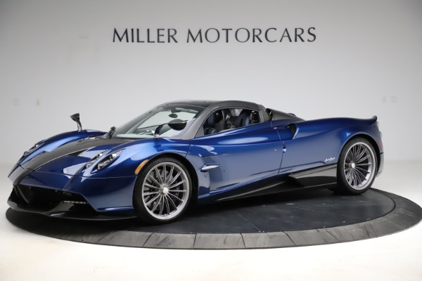 Used 2017 Pagani Huayra Roadster for sale Call for price at Maserati of Greenwich in Greenwich CT 06830 14