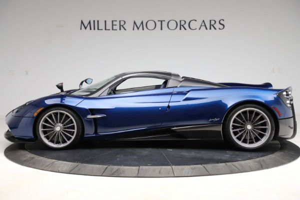 Used 2017 Pagani Huayra Roadster for sale Call for price at Maserati of Greenwich in Greenwich CT 06830 15
