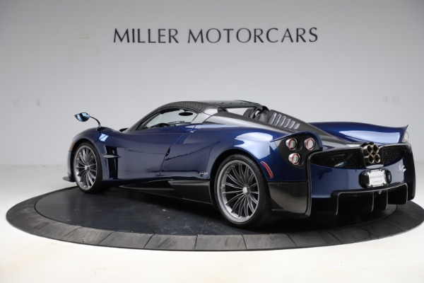 Used 2017 Pagani Huayra Roadster for sale Call for price at Maserati of Greenwich in Greenwich CT 06830 16