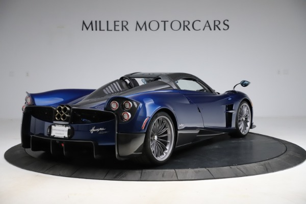 Used 2017 Pagani Huayra Roadster for sale Call for price at Maserati of Greenwich in Greenwich CT 06830 18