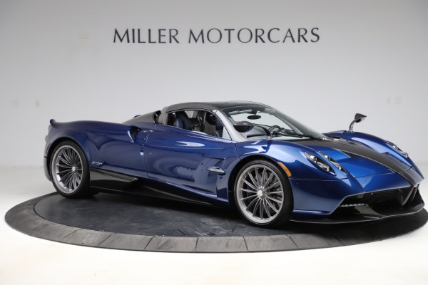 Used 2017 Pagani Huayra Roadster for sale Call for price at Maserati of Greenwich in Greenwich CT 06830 20
