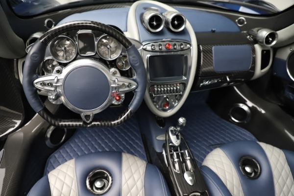 Used 2017 Pagani Huayra Roadster for sale Call for price at Maserati of Greenwich in Greenwich CT 06830 22