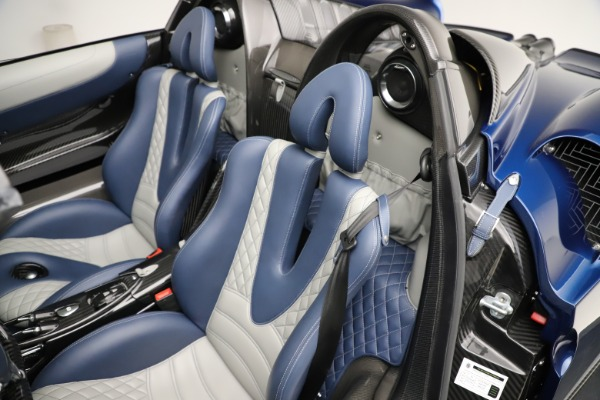 Used 2017 Pagani Huayra Roadster for sale Call for price at Maserati of Greenwich in Greenwich CT 06830 24
