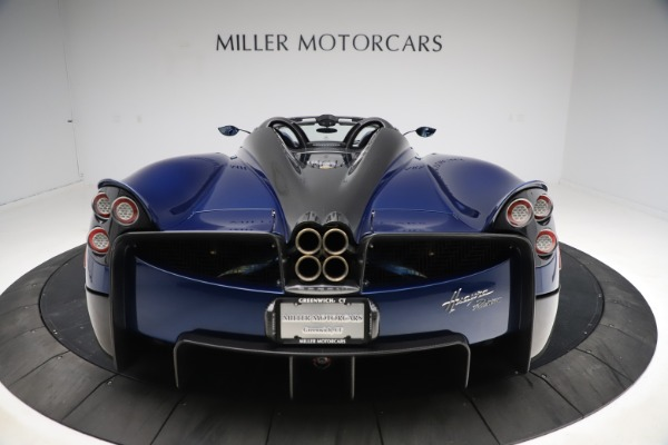 Used 2017 Pagani Huayra Roadster for sale Call for price at Maserati of Greenwich in Greenwich CT 06830 25