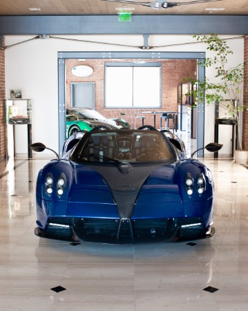 Used 2017 Pagani Huayra Roadster for sale Call for price at Maserati of Greenwich in Greenwich CT 06830 28