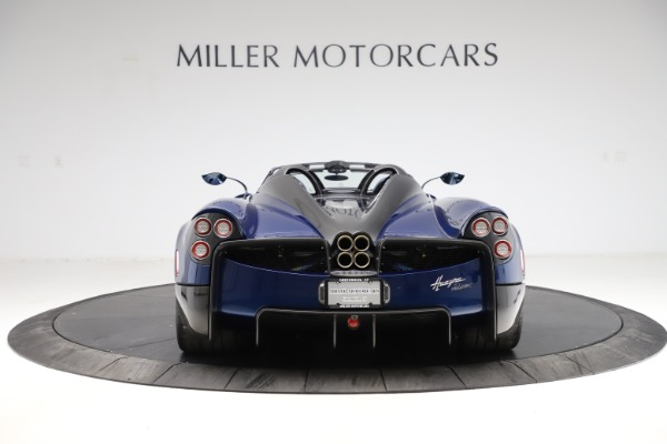 Used 2017 Pagani Huayra Roadster for sale Call for price at Maserati of Greenwich in Greenwich CT 06830 6