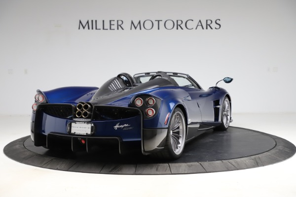 Used 2017 Pagani Huayra Roadster for sale Call for price at Maserati of Greenwich in Greenwich CT 06830 7