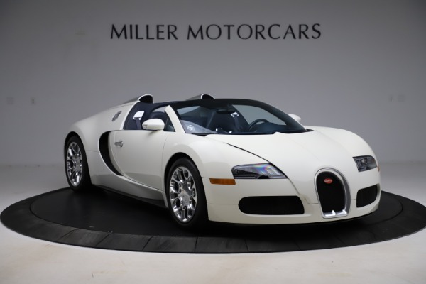 Used 2010 Bugatti Veyron 16.4 Grand Sport for sale Call for price at Maserati of Greenwich in Greenwich CT 06830 10