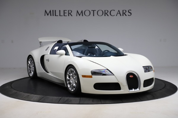 Used 2010 Bugatti Veyron 16.4 Grand Sport for sale Call for price at Maserati of Greenwich in Greenwich CT 06830 11