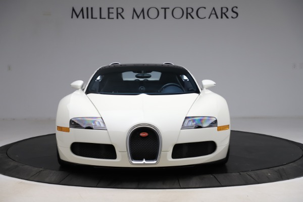 Used 2010 Bugatti Veyron 16.4 Grand Sport for sale Call for price at Maserati of Greenwich in Greenwich CT 06830 12