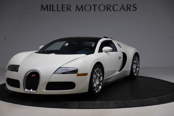 Used 2010 Bugatti Veyron 16.4 Grand Sport for sale Call for price at Maserati of Greenwich in Greenwich CT 06830 13