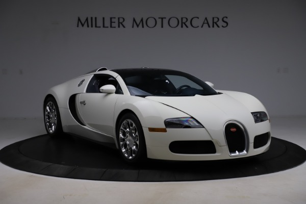 Used 2010 Bugatti Veyron 16.4 Grand Sport for sale Call for price at Maserati of Greenwich in Greenwich CT 06830 17