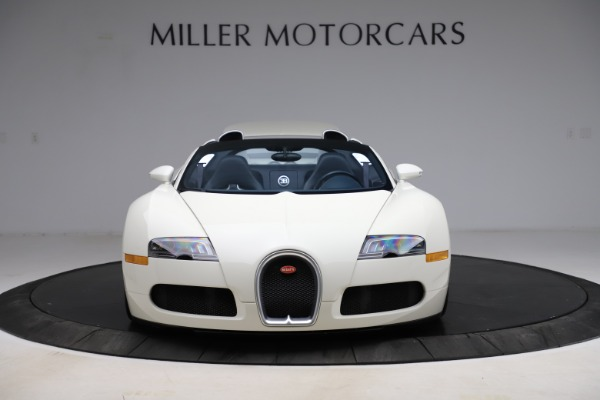 Used 2010 Bugatti Veyron 16.4 Grand Sport for sale Call for price at Maserati of Greenwich in Greenwich CT 06830 18