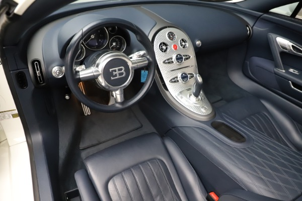 Used 2010 Bugatti Veyron 16.4 Grand Sport for sale Call for price at Maserati of Greenwich in Greenwich CT 06830 19