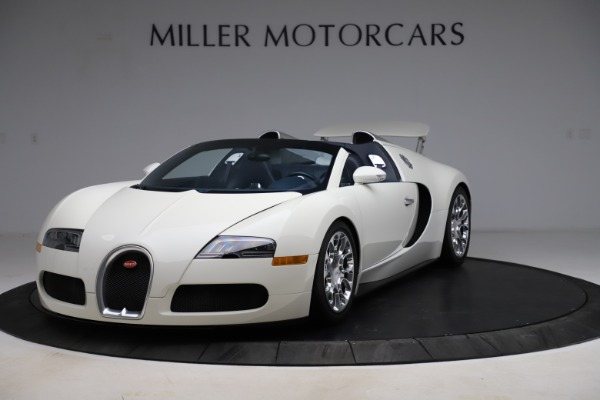 Used 2010 Bugatti Veyron 16.4 Grand Sport for sale Call for price at Maserati of Greenwich in Greenwich CT 06830 2