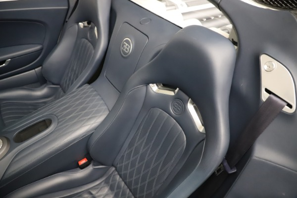 Used 2010 Bugatti Veyron 16.4 Grand Sport for sale Call for price at Maserati of Greenwich in Greenwich CT 06830 23