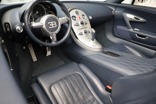 Used 2010 Bugatti Veyron 16.4 Grand Sport for sale Call for price at Maserati of Greenwich in Greenwich CT 06830 24