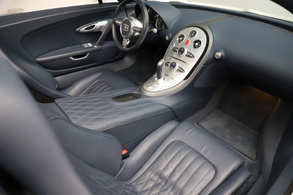Used 2010 Bugatti Veyron 16.4 Grand Sport for sale Call for price at Maserati of Greenwich in Greenwich CT 06830 25