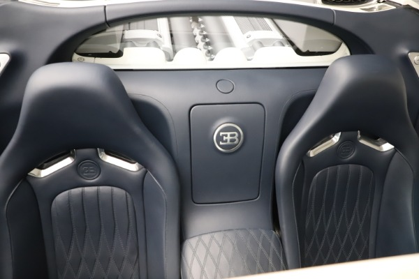 Used 2010 Bugatti Veyron 16.4 Grand Sport for sale Call for price at Maserati of Greenwich in Greenwich CT 06830 28