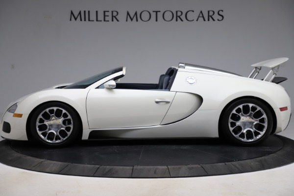 Used 2010 Bugatti Veyron 16.4 Grand Sport for sale Call for price at Maserati of Greenwich in Greenwich CT 06830 3