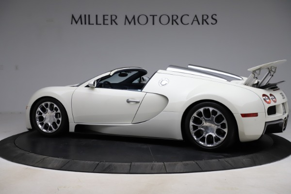 Used 2010 Bugatti Veyron 16.4 Grand Sport for sale Call for price at Maserati of Greenwich in Greenwich CT 06830 4