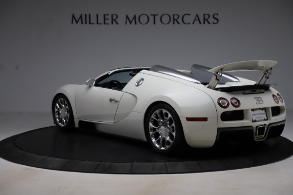 Used 2010 Bugatti Veyron 16.4 Grand Sport for sale Call for price at Maserati of Greenwich in Greenwich CT 06830 5