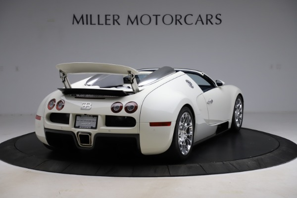 Used 2010 Bugatti Veyron 16.4 Grand Sport for sale Call for price at Maserati of Greenwich in Greenwich CT 06830 7