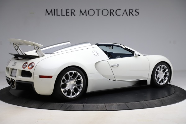 Used 2010 Bugatti Veyron 16.4 Grand Sport for sale Call for price at Maserati of Greenwich in Greenwich CT 06830 8