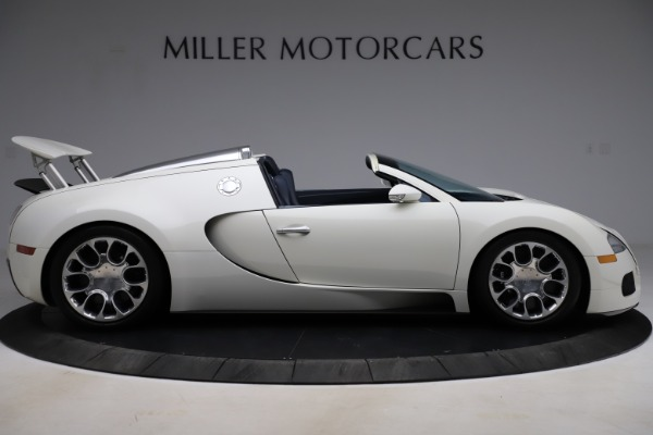 Used 2010 Bugatti Veyron 16.4 Grand Sport for sale Call for price at Maserati of Greenwich in Greenwich CT 06830 9