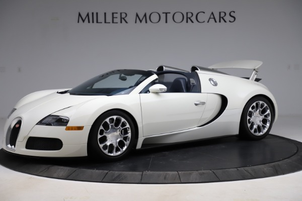 Used 2010 Bugatti Veyron 16.4 Grand Sport for sale Call for price at Maserati of Greenwich in Greenwich CT 06830 1