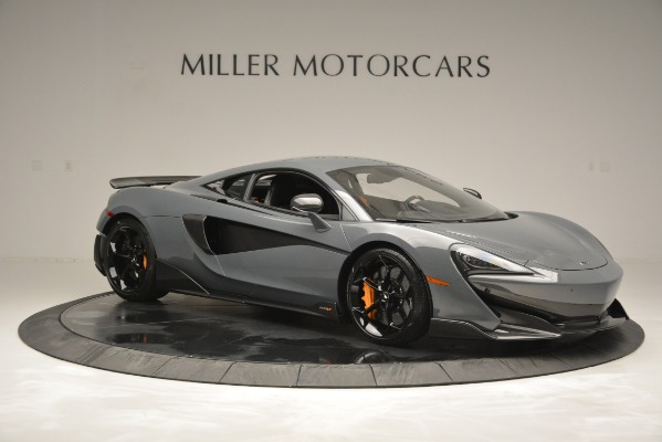 Used 2019 McLaren 600LT Luxury for sale Call for price at Maserati of Greenwich in Greenwich CT 06830 10