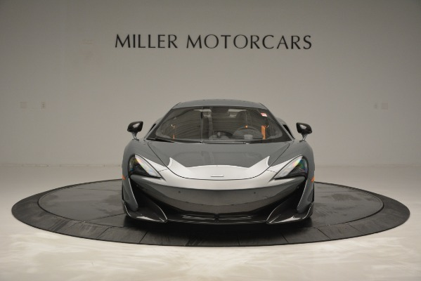 Used 2019 McLaren 600LT Luxury for sale Call for price at Maserati of Greenwich in Greenwich CT 06830 12