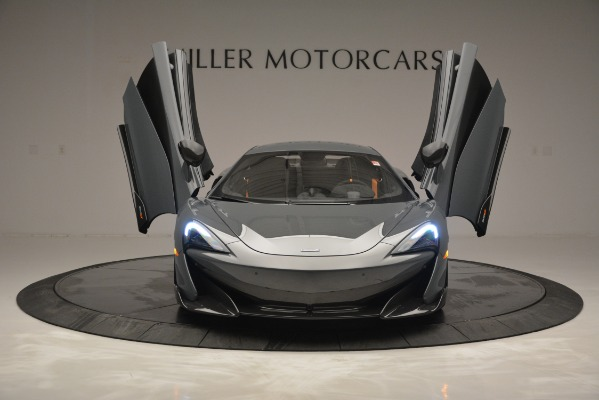 Used 2019 McLaren 600LT Luxury for sale Call for price at Maserati of Greenwich in Greenwich CT 06830 13