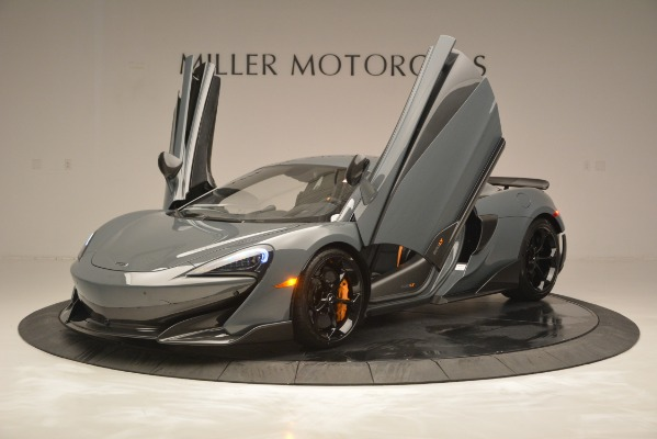 Used 2019 McLaren 600LT Luxury for sale Call for price at Maserati of Greenwich in Greenwich CT 06830 14
